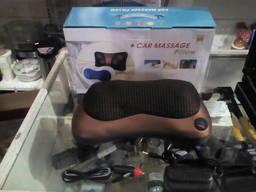 Портативный роликовый массажер в авто и для дома HOME CAR. ..