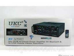 Портативный усилитель звука 326 BT UKC