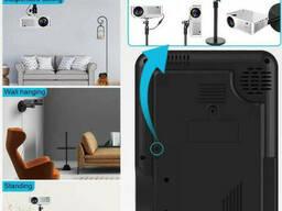 Портативный WIFI мини LED проектор Cheerlux C9 2800 Lumen с динамиком + TV тюнер (193)