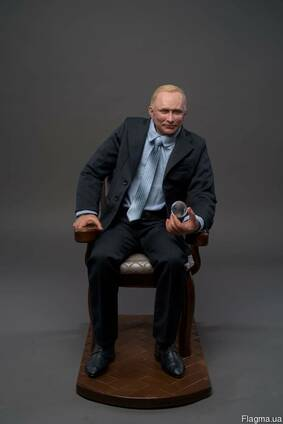 Портретная кукла Владимира Путина в единственном экземпляре