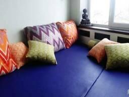 Пошиття декоративних подушок і покривал