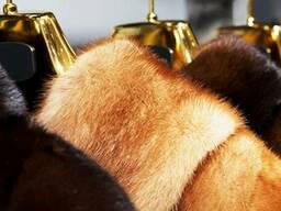 Пошив и ремонт шуб из меха норки