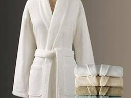 Махровые халаты оптом от производителя Херсон