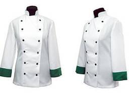 Пошив поварской одежды китель повара китель шеф-повара