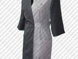 Пошив рабочих халатов под заказ