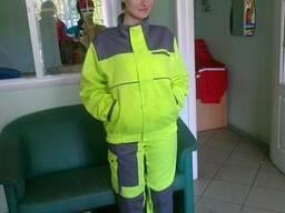 Пошив рабочих костюмов под заказ, одежда для автосервиса