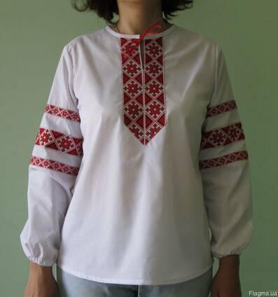 Пошив рубашек -вышиванок под заказ (мужские\женские)