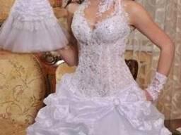 """Пошив вечерних платьев. Модель """"ЛуиВитон"""""""