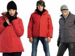 Пошив верхней одежды: курток, ветровок.Пошив спецодежды