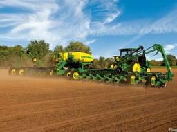 Посів соняшника кукурудзи зернових сівалкою послуги посіву