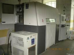Послойное выращивание изделий на лазерном оборудовании.