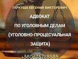 Послуги адвоката Київ. Адвокат Київ. - фото 1