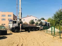 Послуги бетононасосів