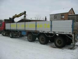 Послуги крана-маніпулятора в Луцьку