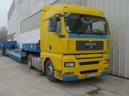 Послуги перевезення великогабаиртного вантажу