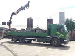 Послуги по перевезенню та доставці вантажу
