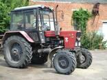 Послуги трактора МТЗ-82 з причіпом - фото 1