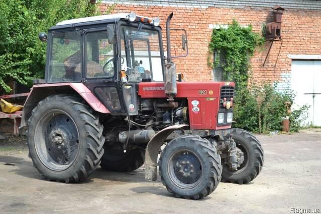 Послуги трактора МТЗ-82 з причіпом