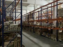 Послуги відповідального зберігання товарів на складі м Рівне