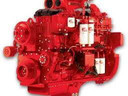 Поставки двигателей Cummins