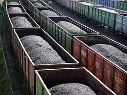 Поставки угля антрацита предприятиям по низким ценам.