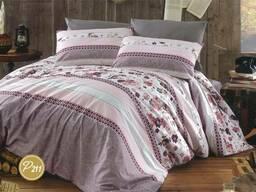 Постельное белье Ранфорс Органик 1,5 спальный размер