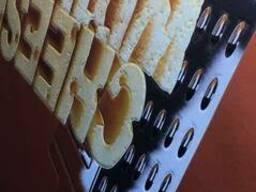 Постер рекламный Pringles дизайнерский рельефный 70 см х 90 см