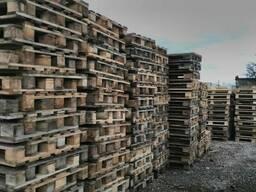 Постоянно закупаем деревянные поддоны по высоким ценам