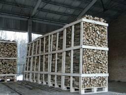 Постоянно закупаем дрова колотые твердых