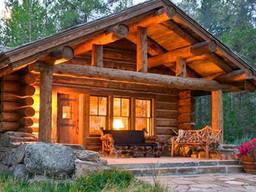 Недорого построим деревянный дом из Карпатской ели
