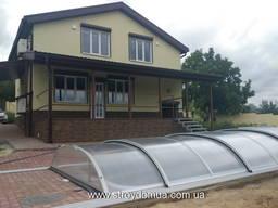 Строительство теплых домов с гарантией Харьков