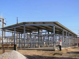 Построить склад, ферму, сто, Быстромонтируемые здания - стро