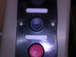 Посты управления кнопочные ПКЕ-222-3 У2