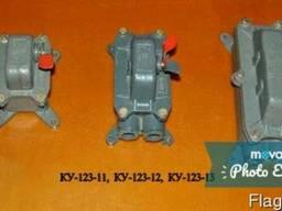 Посты управления защищенные КУ-123-11, КУ-123-12, КУ-123-13