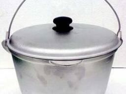 Посуда. Казаны алюминиевые продам Киев