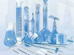Посуда лабораторная пробирка воронка бутирометр и другое