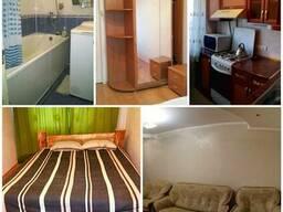 Посуточно квартира на 95 квартале, 4 раздельных спальных мес