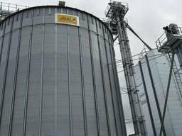 Поточные шахтные зерносушилки АРАЙ (Польша)