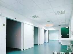 Потолочная медицинская плита AMF Thermatex Thermaclean