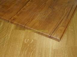Потолочная плита под дерево 600х600 Золотой дуб 3D