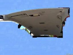 Солнцезащитный козырек левый 85202-1D020QW на Kia Carens 06-