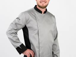 Китель шеф-повара фартук брюки колпак пошив поварской одежды