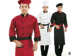 Поварские костюмы, пошив под заказ