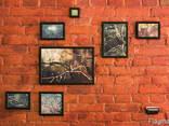 Повесить картину на стену одесса - фото 3