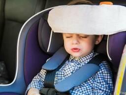 Повязка для сна в автокресле