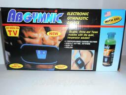 Пояс миостимулятор Abgymnic для накачивания мышц и. ..