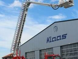 Пожарная автовышка KLAAS / Пожежна автовишка