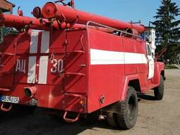 Пожарная машина АЦ 30(Газ 53) - фото 2