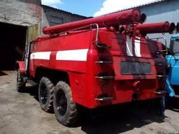 Пожарная машина АЦ-40 на базе ЗИЛ-131
