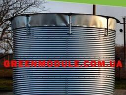 Пожарные резервуары, цена, сборка, доставка
